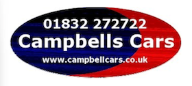 CAMPBELL CARS logo