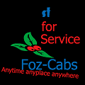 Fozcabs-Taxis in Newark on trent logo