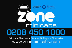 Zone Minicabs Ltd logo
